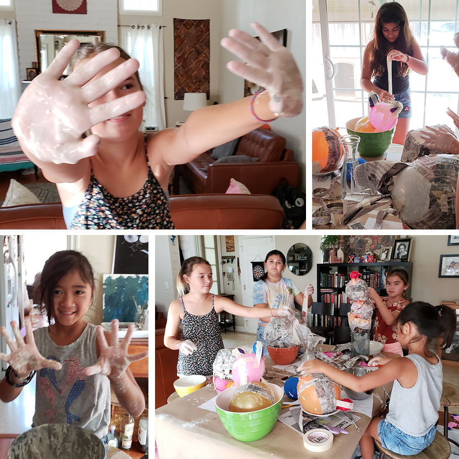 SAJ-Art-Camp-Day-3-Paper-Mache-Mess-1