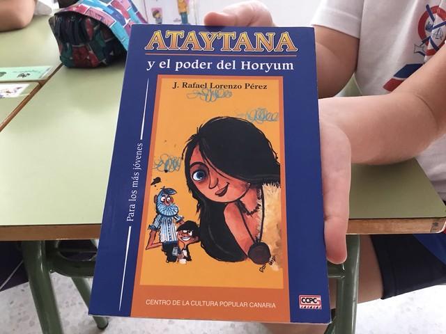 Visita del escrito de Ataytama