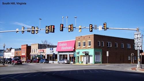 South Hill VA