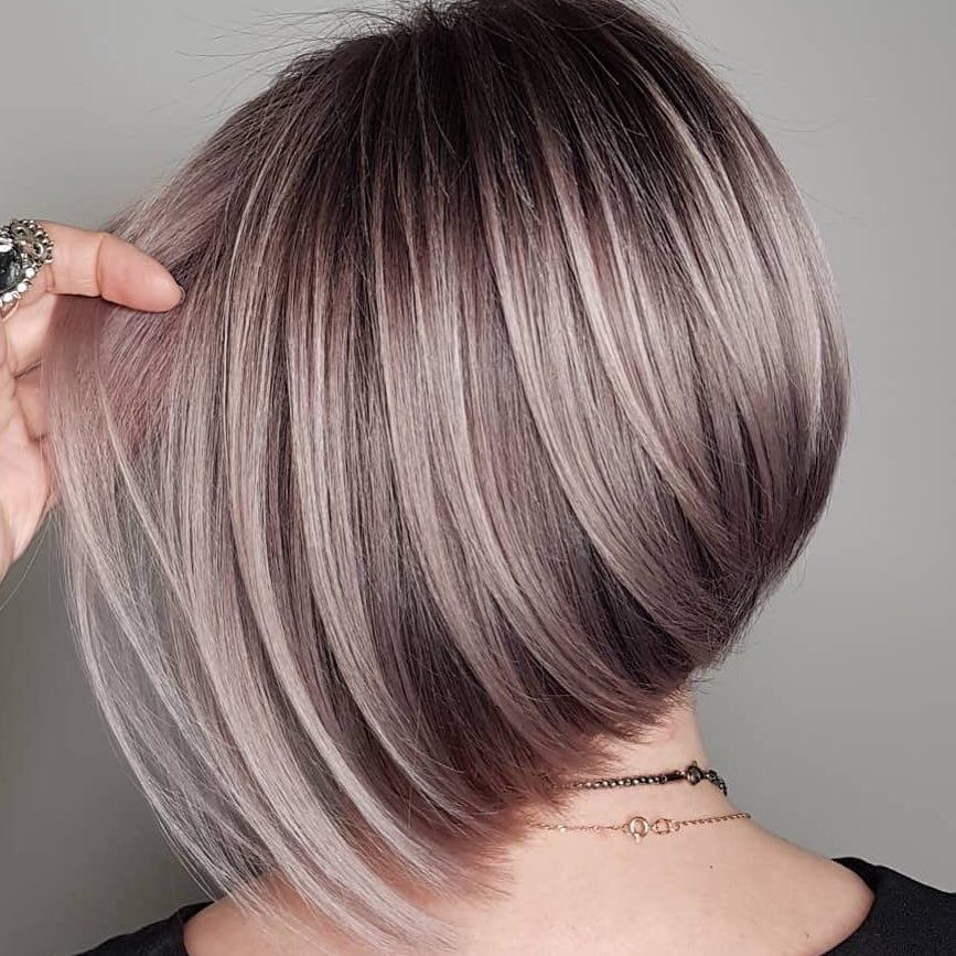 Newest Medium Bob Haircut for stunning styles 2018/2019 5