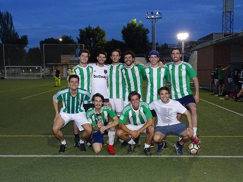 ME Group, campeón de la Copa de las Empresas