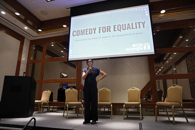 Comedy for Equality 28 June 2018