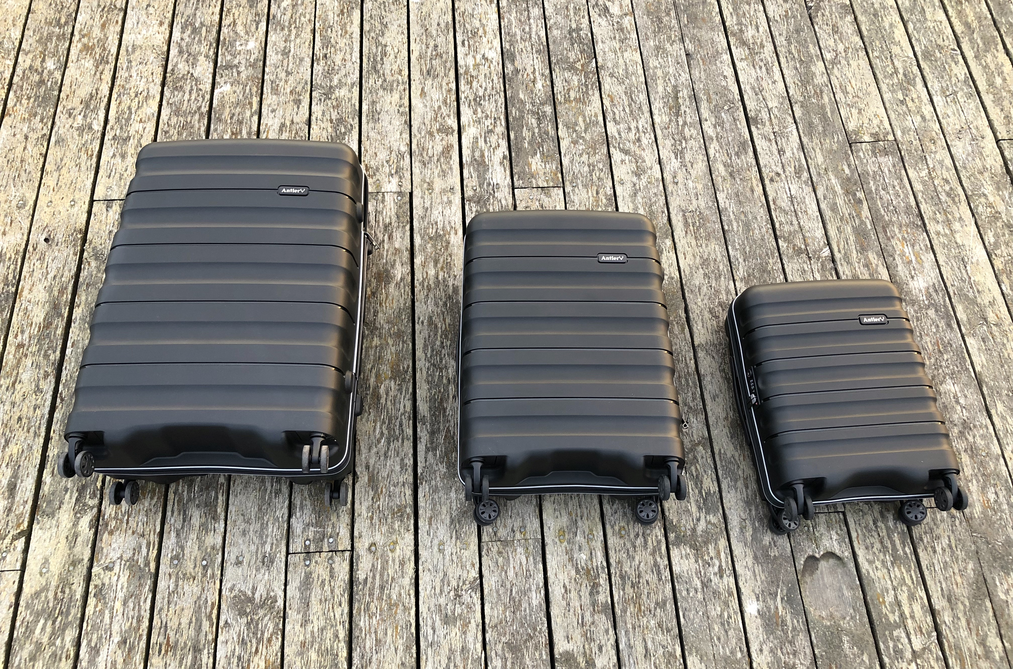 Antler Juno II suitcase set 31