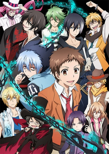 Servamp (TV-Series)