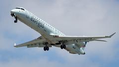 Bombardier CRJ-705 C-FDJZ Air Canada Express