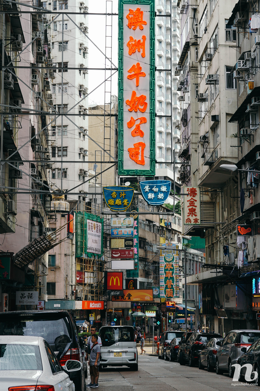 4 ngày du lịch Hong Kong – (3) Ăn sáng ở Hong Kong
