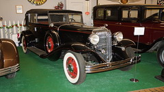 1932 Chrysler Imperial Model CH Convertible Sedan