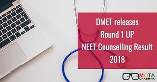 up neet counselling round 1