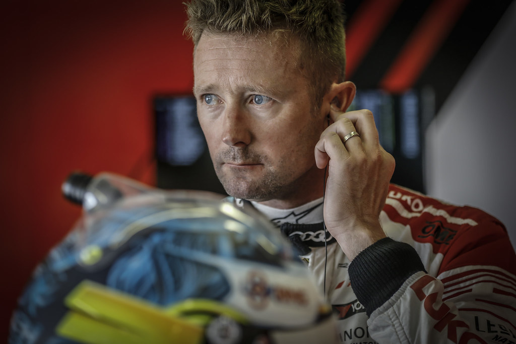 SHEDDEN Gordon, (gbr), Audi RS3 LMS TCR team Audi Sport Leopard Lukoil, portrait during the 2018 FIA WTCR World Touring Car cup race of Slovakia at Slovakia Ring, from july 13 to 15 - Photo Jean Michel Le Meur / DPPI
