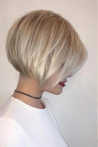 60+Pretty Ladies Short Haircuts -They Have Dreamt Of This Hairstyles 20