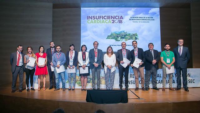 XV Reunión Anual de Insuficiencia Cardiaca, Toledo 2018