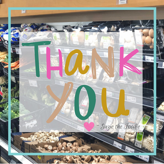 Friday Foodie Gratitude: Valu-Mart
