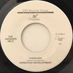 ARRESTED DEVEROPMENT:TENNESEE(LABEL SIDE-A)