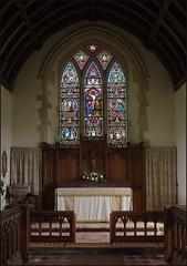 Garsington Church Oxfordshire