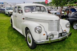 Opel Kapitän Limousine, 1939 - A1029 - DSC_0916_Balancer