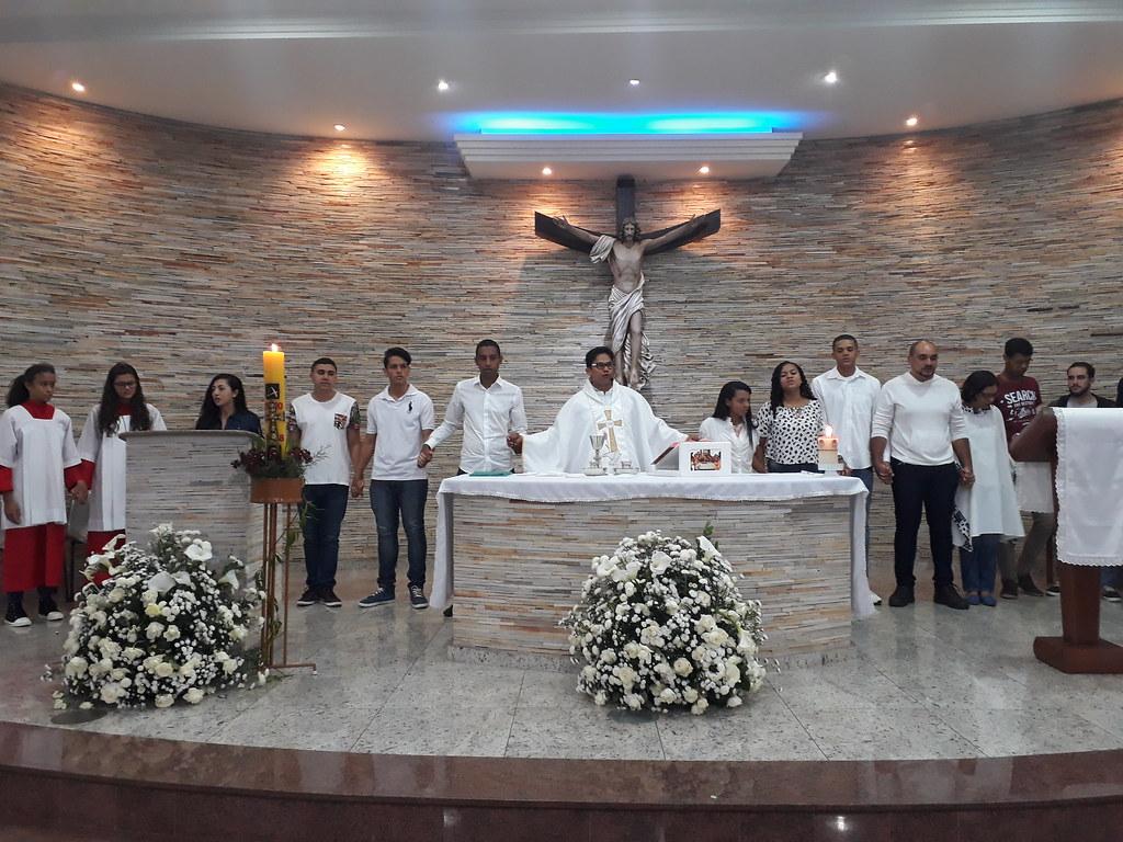 Primeira Eucaristia Adulto 2018