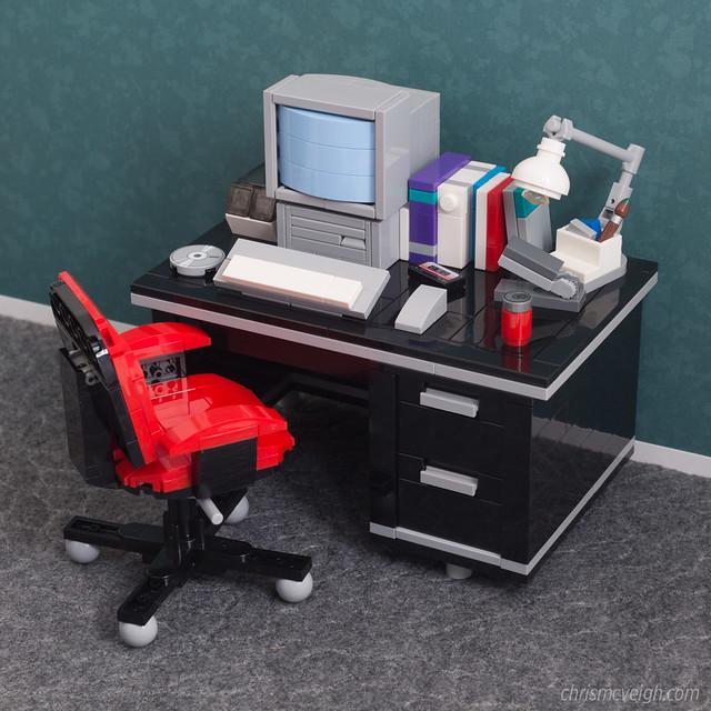 My Old Desktop: Byte II Edition