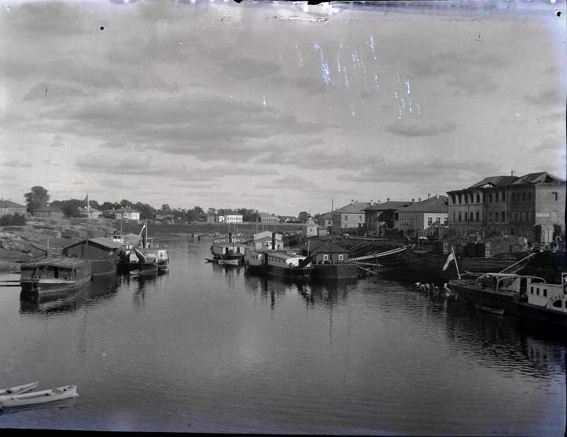1901 - 1902. Жюль Легра путешествует по России