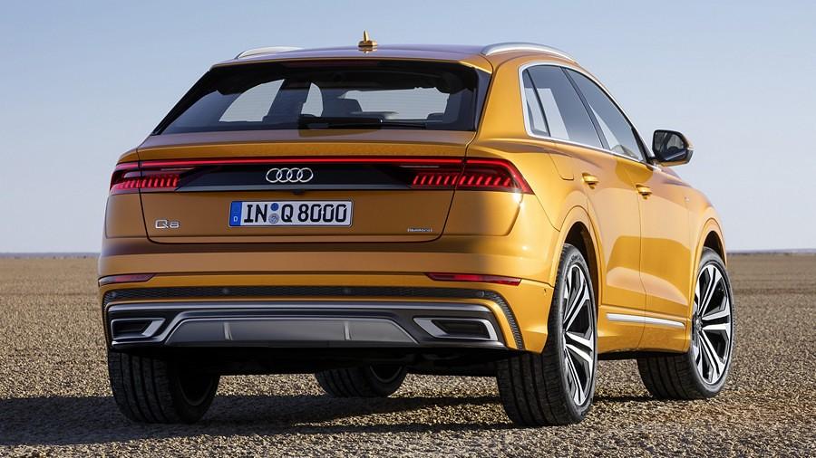 Audi Q8 premiera 3