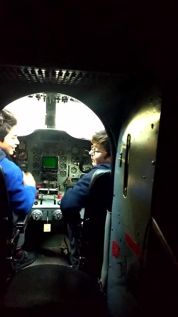 Museo Aeronáutica video