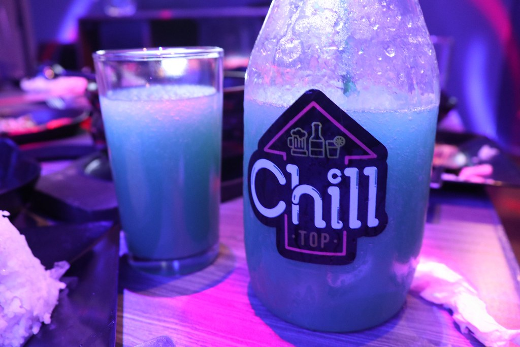 Chill top Industria