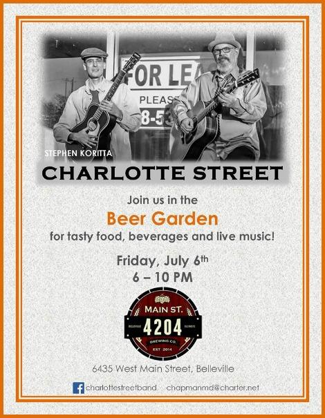 Charlotte Street 7-6-18