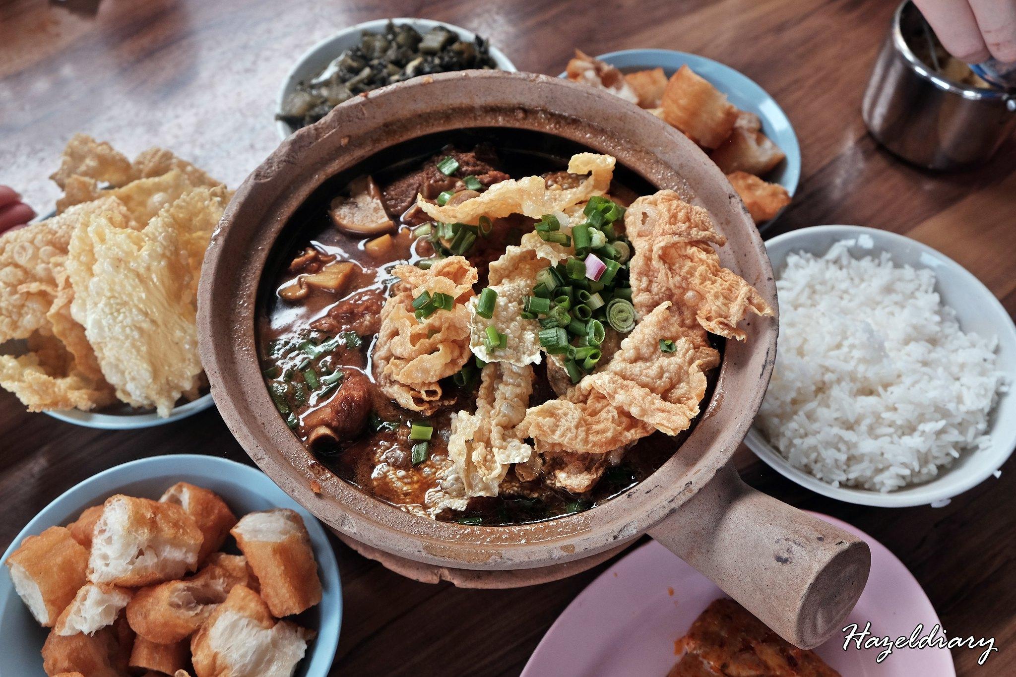 [JB EATS] Restoran Kota Zheng Zong Bak Kut Teh (哥打正宗肉骨茶)At Taman Sentosa