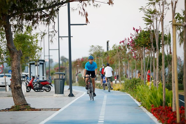 Antalya'da bisikletle ulaşım dönemi başlıyor