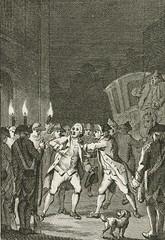 <p>Burgemeester Loten aangevallen te Utrecht, 1785, Reinier Vinkeles (I), naar Jacobus Buys, 1785 - 1795</p>