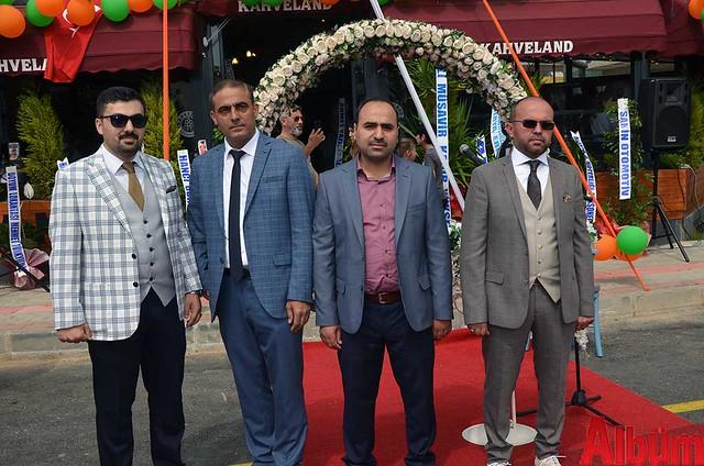 İbrahim Karaçomak, Adem Çetin, Mustafa İnan, İbrahim Demir