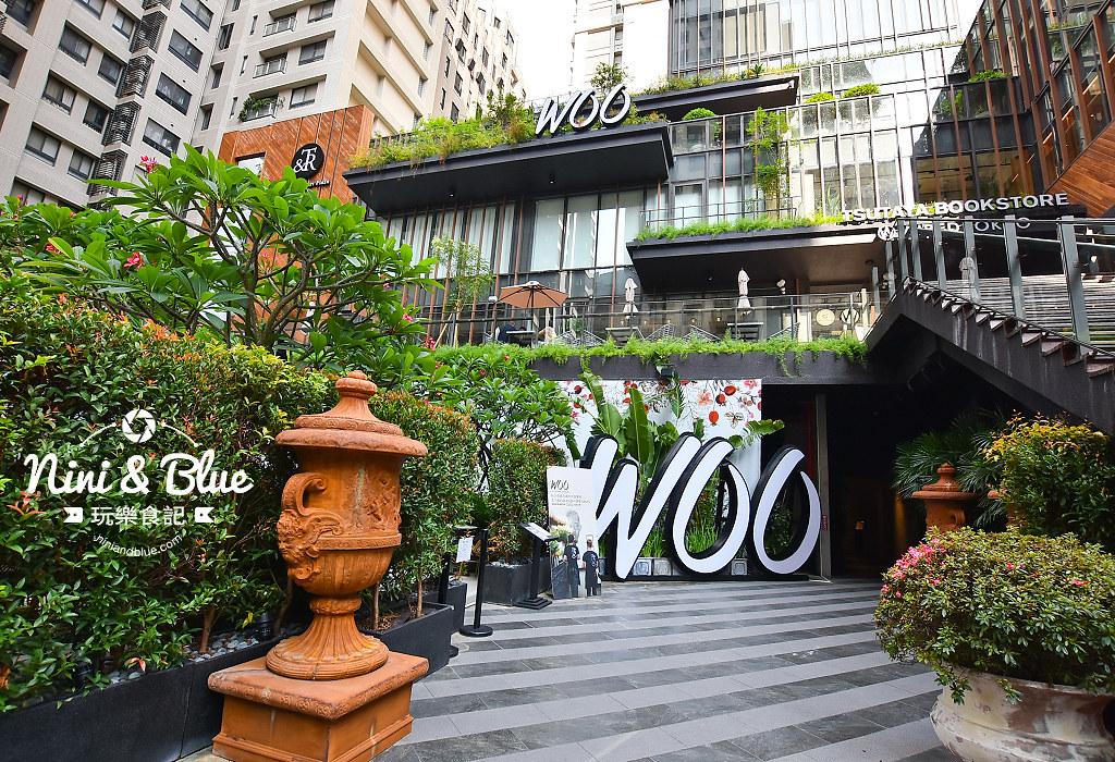 woo 泰式料理  台中 清邁 蔦屋 市政 餐廳 02
