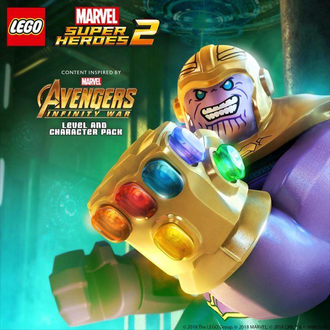 LEGO Marvel Super Heroes 2 Infinity War DLC