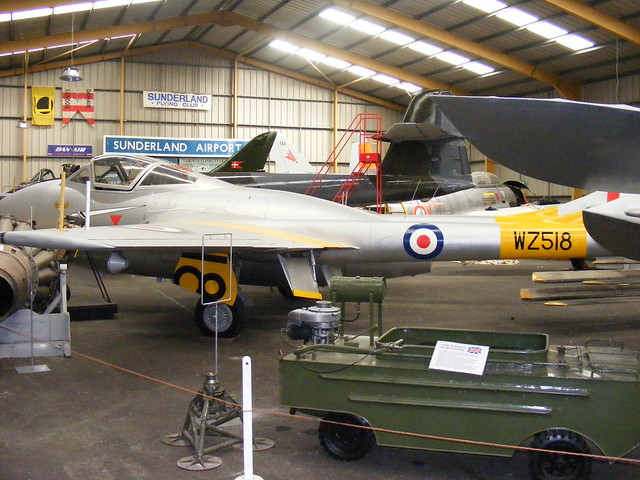 WZ518 De Havilland DH.115, Fujifilm FinePix S5700 S700