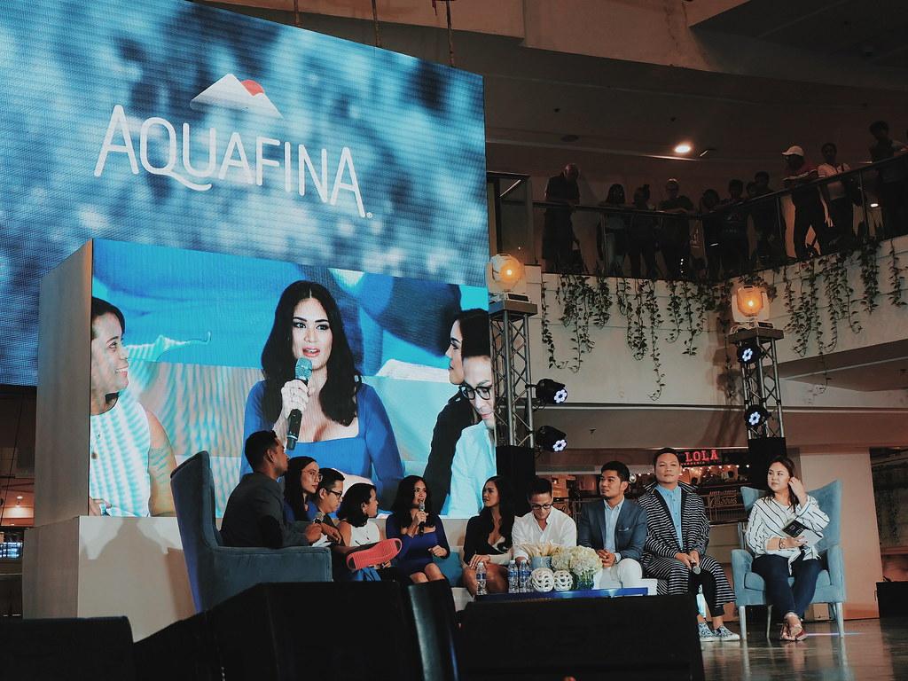 Aquafina Best Begins Now   Do Not Delay Your Dreams