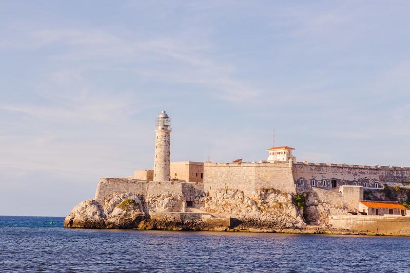 Morro Castle in Havana