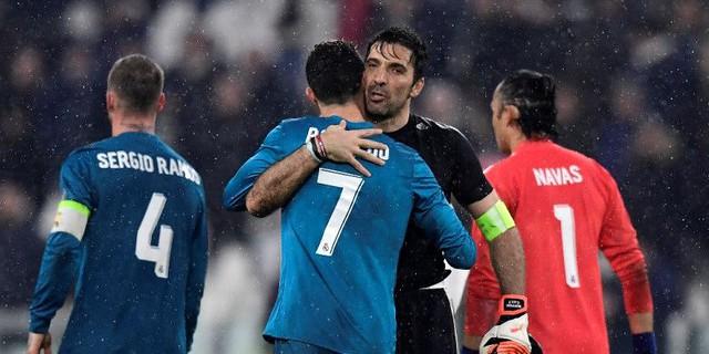 Gianluigi Buffon Takkan Kaget Andai Cristiano Ronaldo Gabung Juve