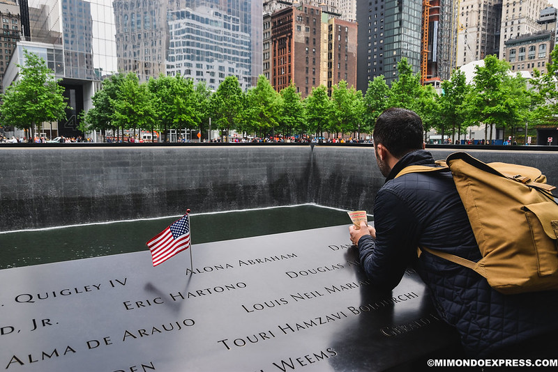 Memorial 9/11, Nueva York