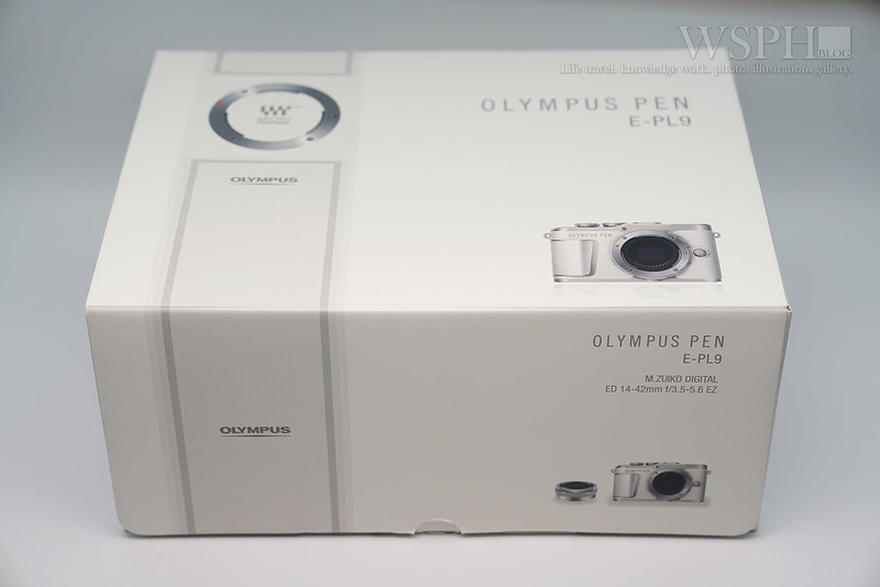 unboxing OLYMPUS PEN E-PL9 with A7R3&2