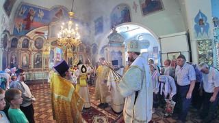 Божественная литургия 157