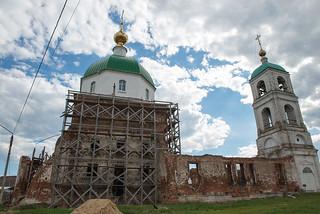 Trinity Church in Murom