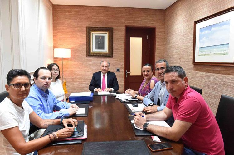 REUNIÓN CON DIRECTOR DE MEGADIVER GUARDERÍA DEL SALADILLO4