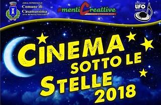 Cinema casamassima 2018 logo