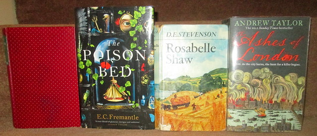 Library Book Haul 1