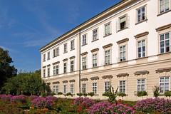 Salzburg - Mirabellgarten (06) - Schloss Mirabell