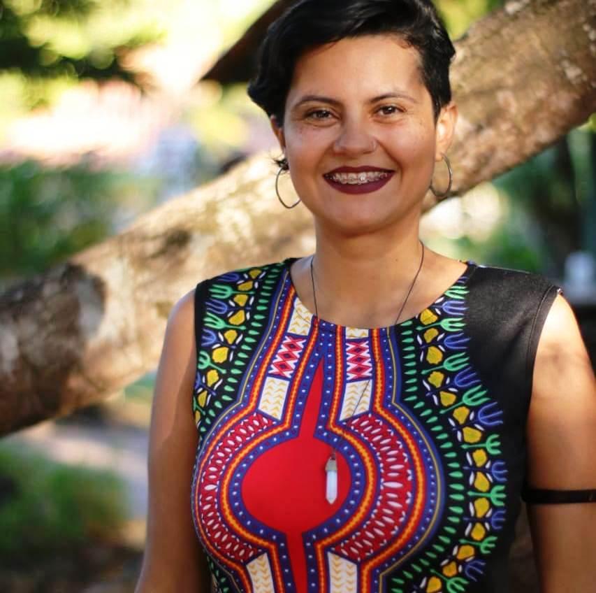 PSOL escolhe obidense como pré-candidata a vice-governadora do Pará, Tatianne Picanço, historiadora do PSOL