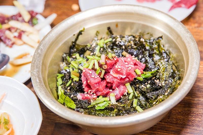 大邱十味之生牛肉 칠복식당 (15)
