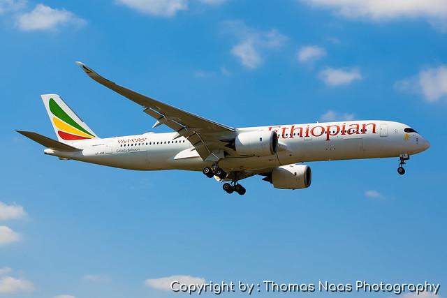 Ethiopian Airlines, ET-AVB