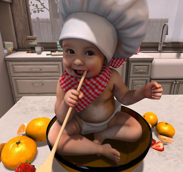 Mandarin Baby