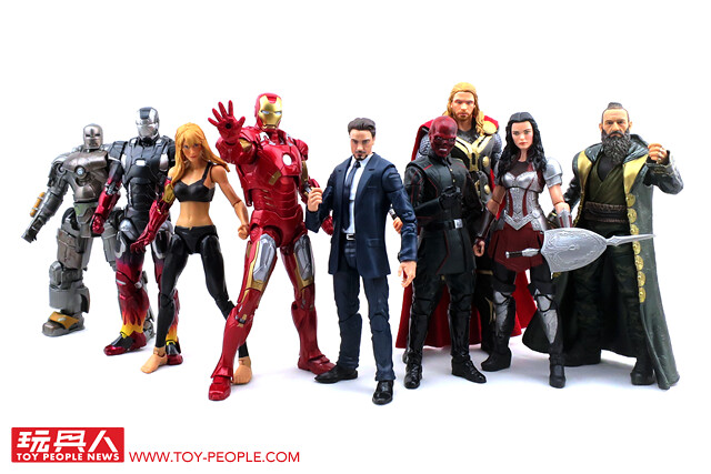 10 Golden Years in the Palm of Your Hands! Hasbro Marvel Legends - Marvel Studios: The First Ten Years Unboxing Report (Part 1)