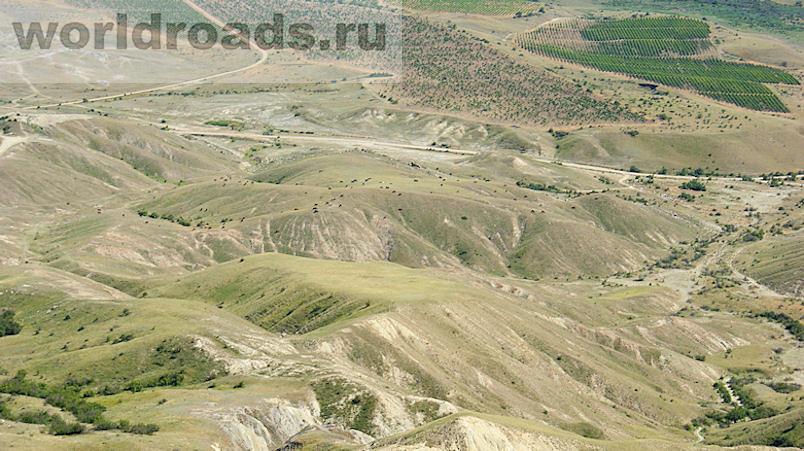 Библейская долина